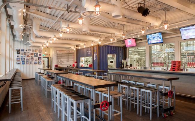 Restaurant - Hodgson Design Associates
