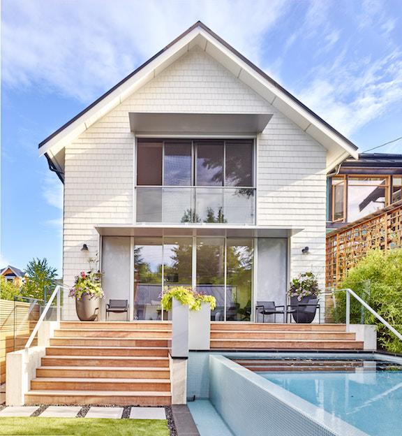 30th Street Residence: Hodgson Design Associates