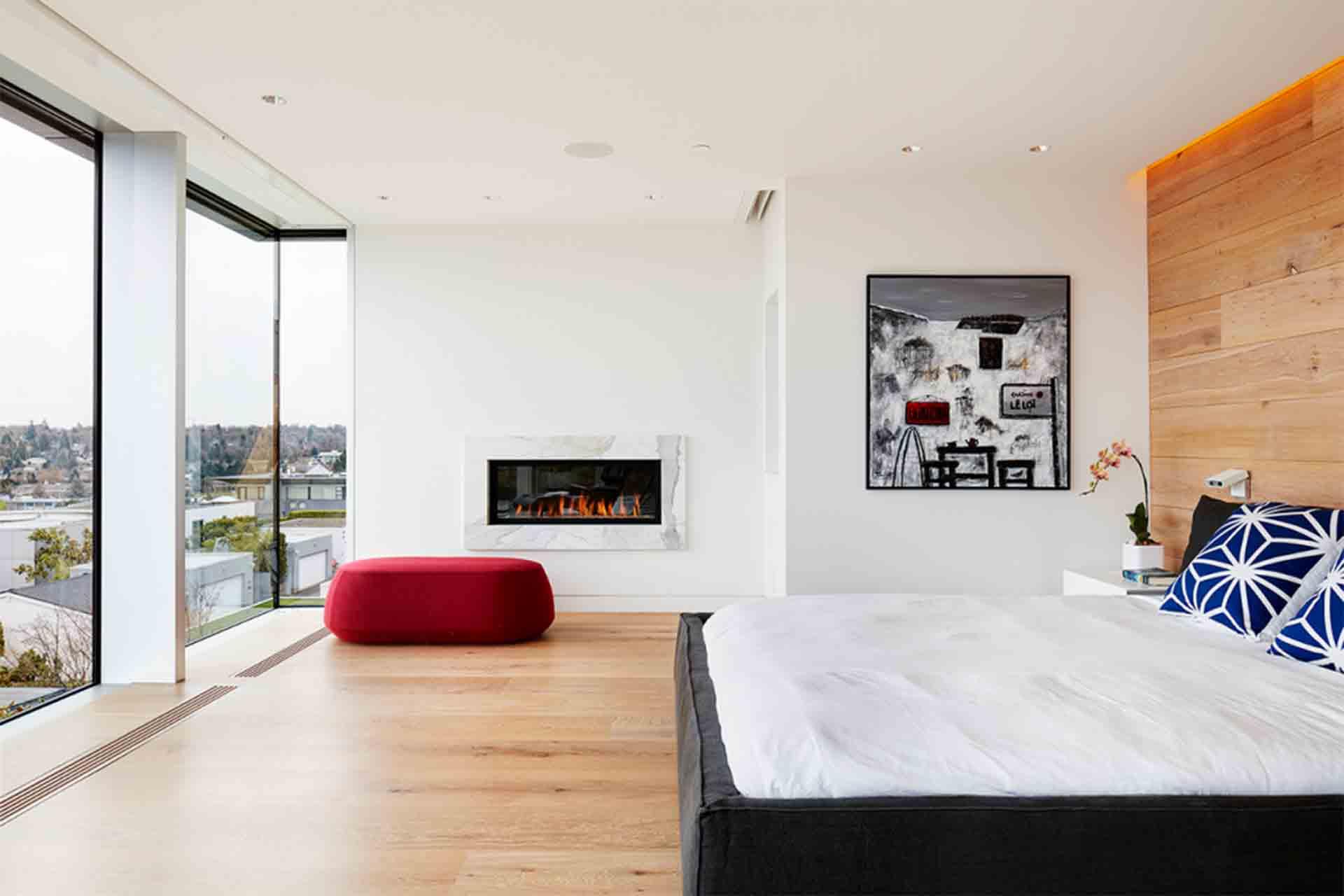 West 30th Interior Design Bedroom HDA