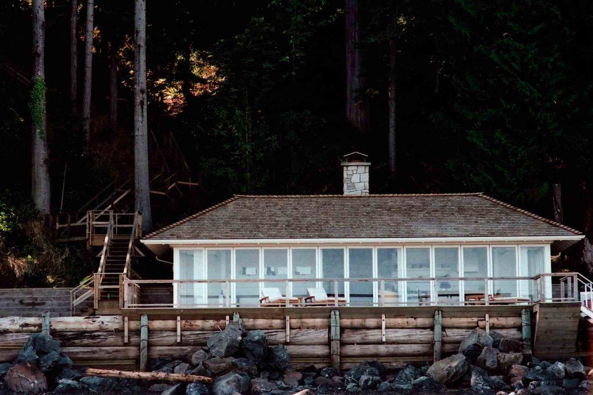 Qualicum Beach Cabana