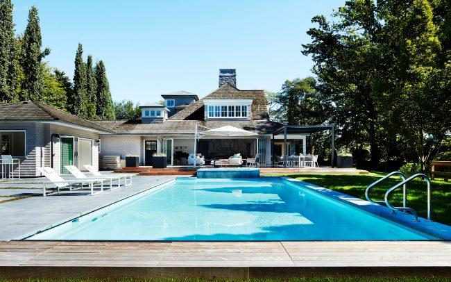 pool perspective of balaclava farmhouse reno