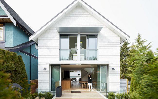 Vancouver Interior Designer Modern Design Collingwood Street