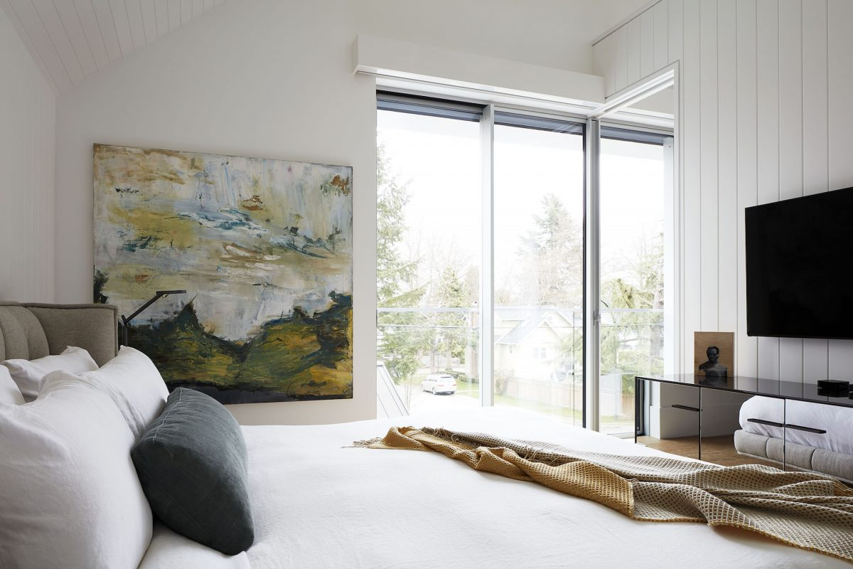 HDA Collingwood Residence 2018 Bedroom