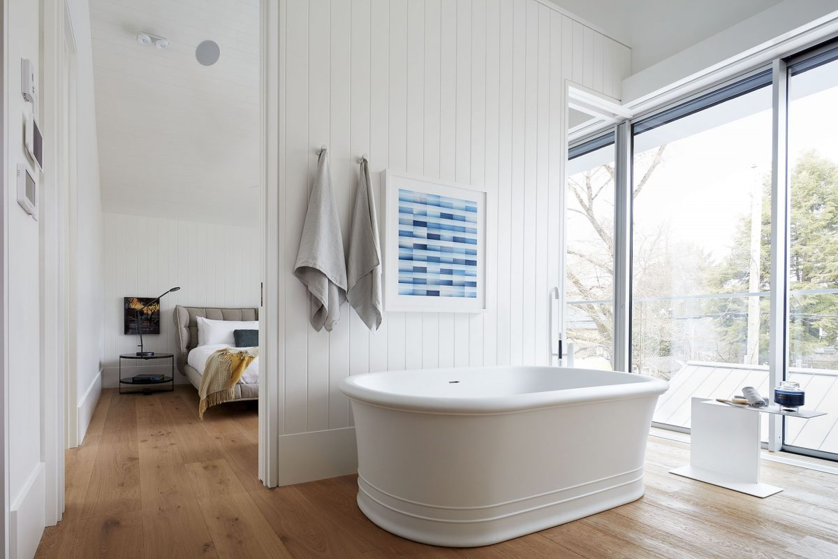 HDA Collingwood Residence 2018 Bathroom