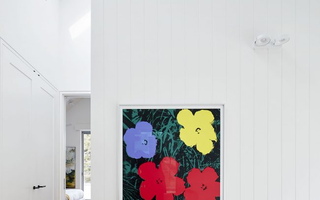 HDA Collingwood Residence 2018 Andy Warhol