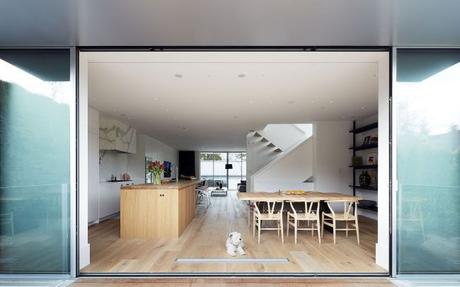 HDA Collingwood Residence 2018 Interior