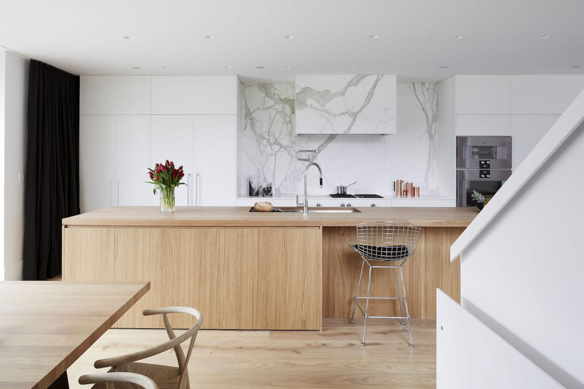 Collingwood Residence Kitchen Design 2018
