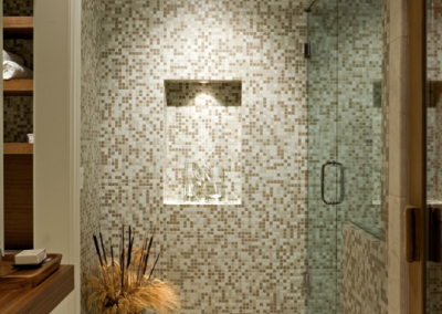 Angus Street Residence Interior Design Bathroom Sideview