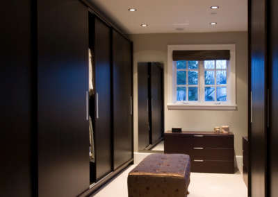 Angus Street Residence Interior Design Dressing Room