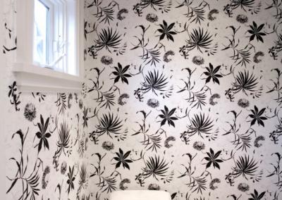 Angus Street Residence Interior Design Modern Bathroom 2