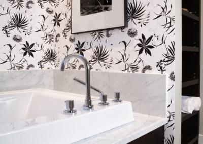 Angus Street Residence Interior Design Modern Bathroom