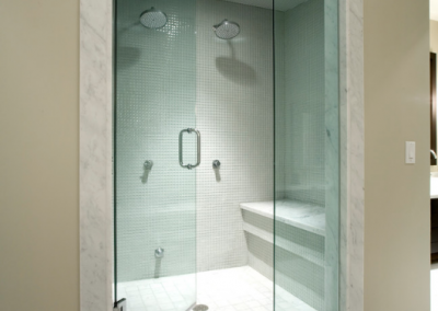 Angus Street Residence Interior Design Shower 2