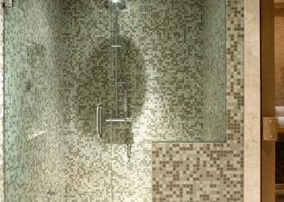 Angus Street Residence Interior Design Shower