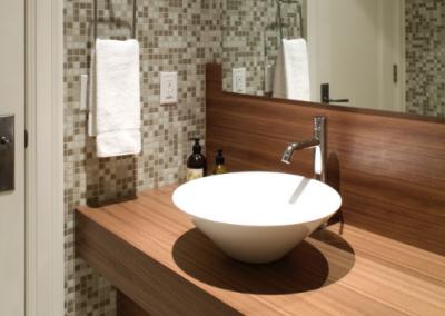Angus Street Residence Interior Design Sink