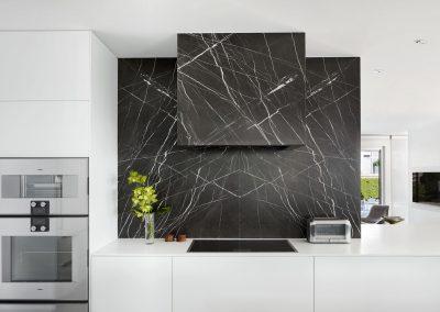 HDA Marine Drive Kitchen Marble